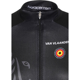 Bioracer Van Vlaanderen Pro Race Jersey Dame black